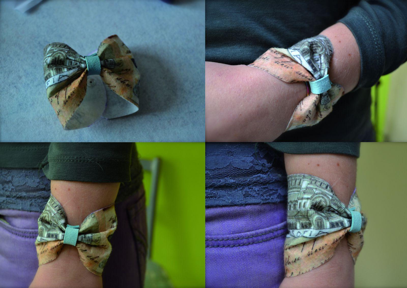 Bracelet noeux