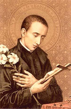 Risultati immagini per 21 giugno San Luigi Gonzaga