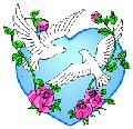 Dove Flower 1