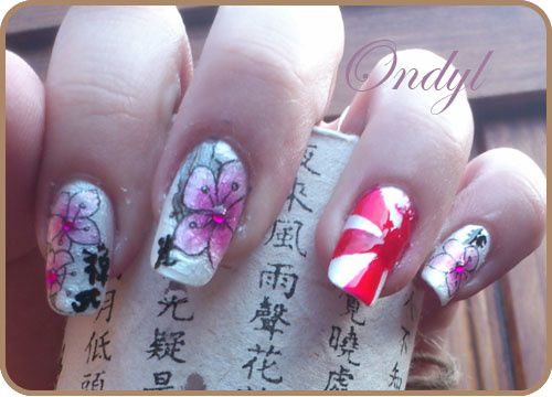 Cherry-Blossoms-on-Nails 0309