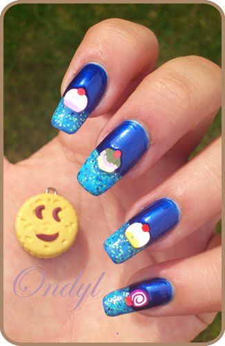 cupacke-party-on-nails 0387