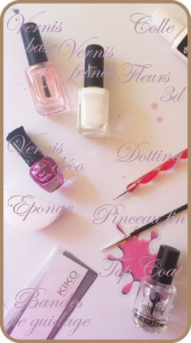 pink-french-manicure-with-3d-flowers 0378