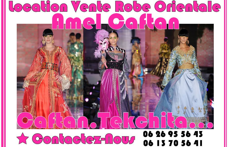 Location robe de soiree orientale nice