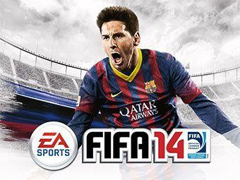 FIFA 14 affiche