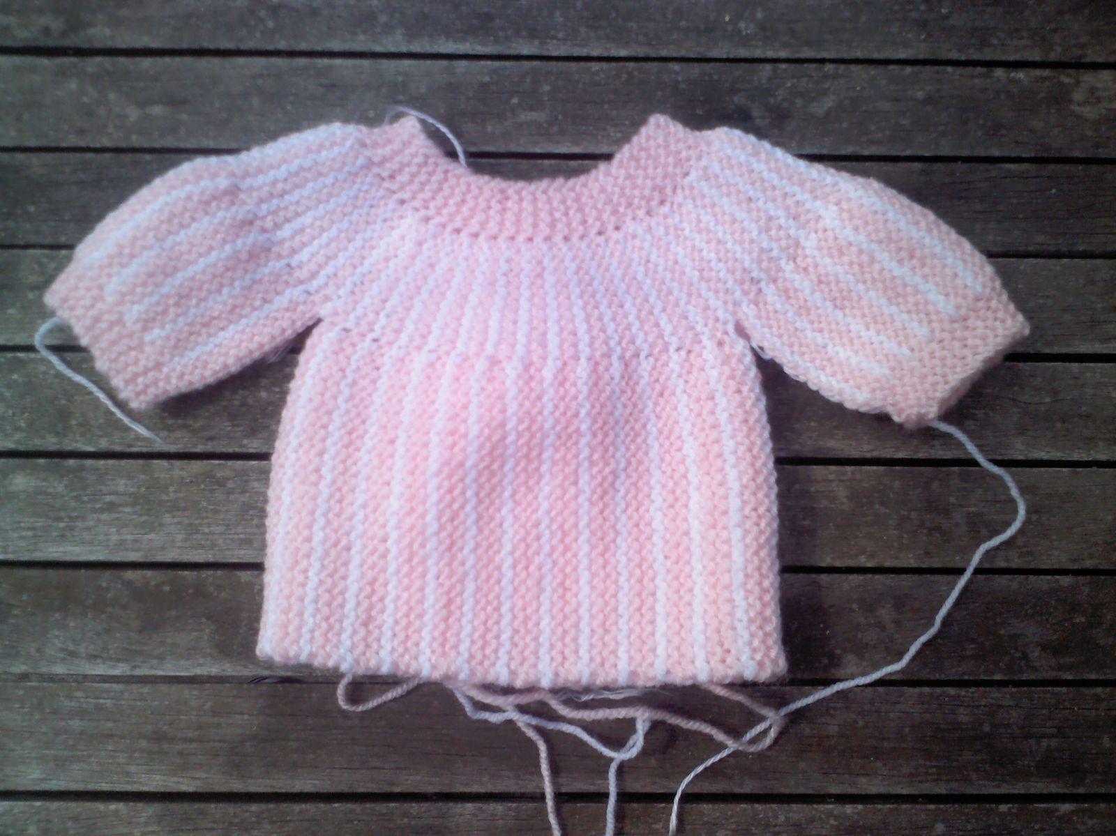 modele tricot prema gratuit