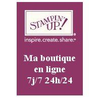 maintenant ma boutique en ligne stampin 39 up je suis. Black Bedroom Furniture Sets. Home Design Ideas