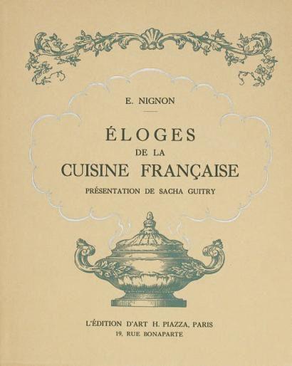 Vive la cuisine fran aise le blog de tout n 39 est que - Les cuisines francaises ...