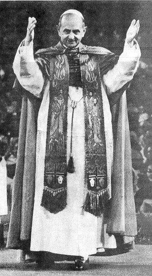 Pablo VI judio efod 3