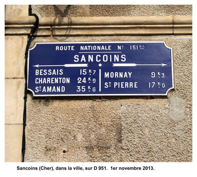 18 - Sancoins