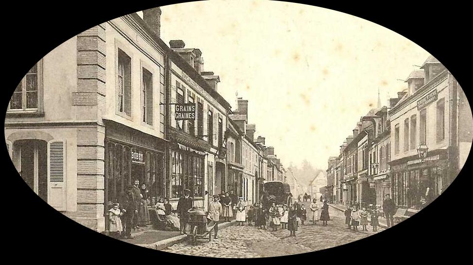 Carte postale Tillieres sur Avre3