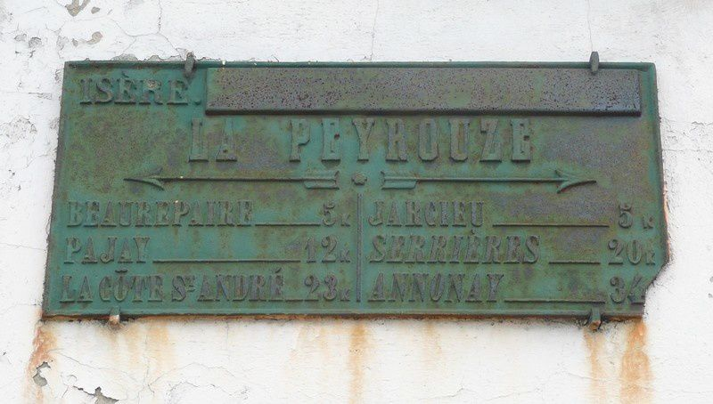 26 - La Peyrouse (Lapeyrouse-Mornay)