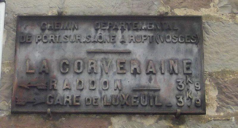 La Corveraine