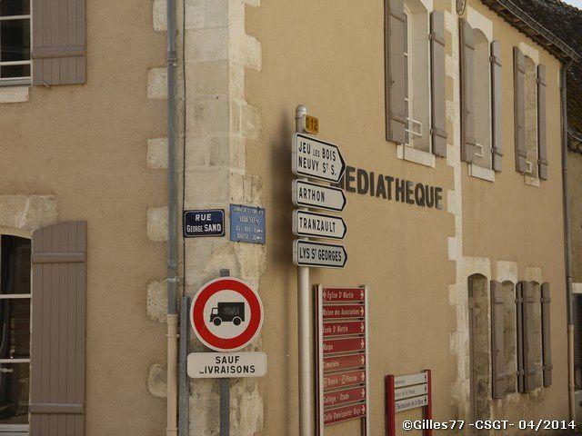 36 ARDENTES rue de la Gare - Rue Georges Sand (2)