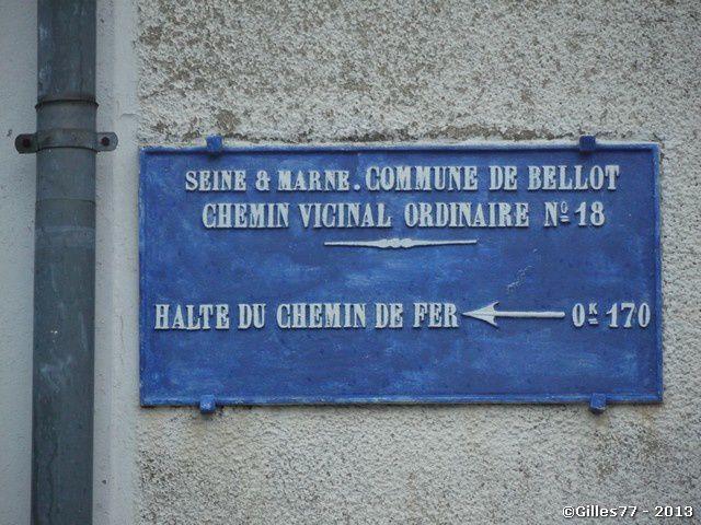 77 BELLOT 10 avenue de Rebais