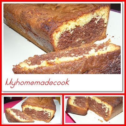 cake marbr p te tartiner nutella my homemade cook. Black Bedroom Furniture Sets. Home Design Ideas