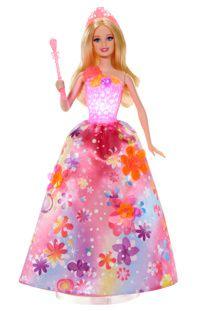 barbie princesse alexa iluminee