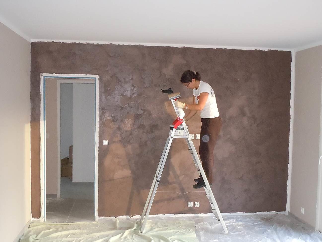 ... Bricolage Finitions Des Murs Le Blog De Jo Lle Et   Finition Dessus De Mur  Exterieur ...