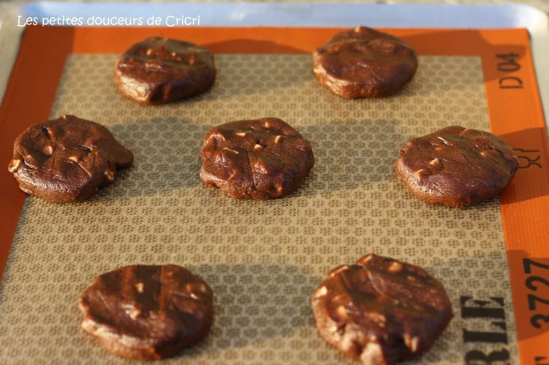 cookies cacao 2