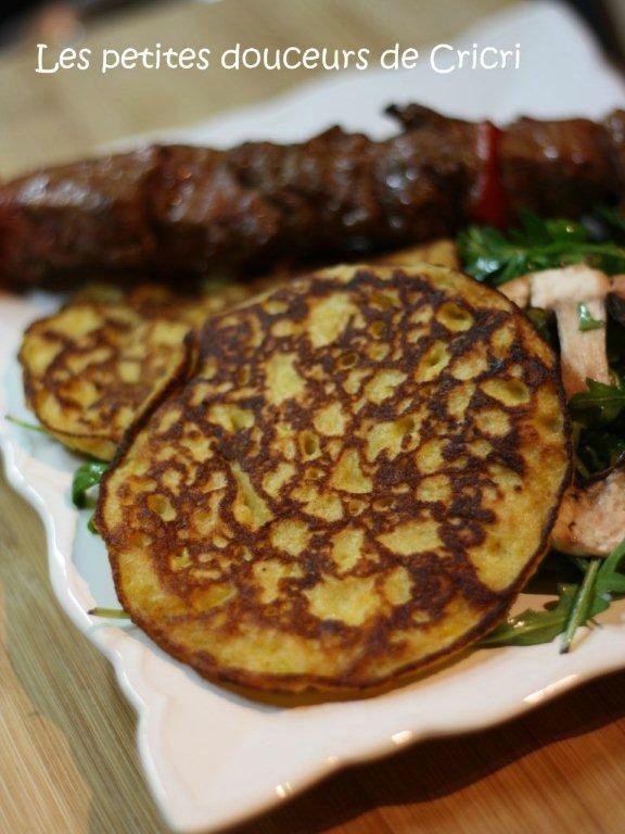 pancake au mais 2