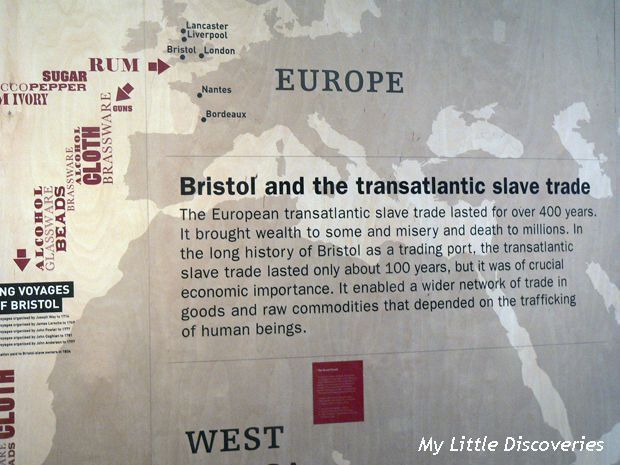 M Shed slave trade 1