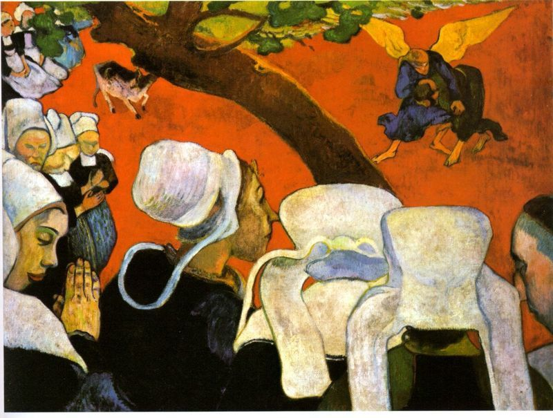 gauguin_rouge