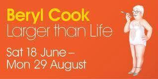 Beryl Cook logo expo