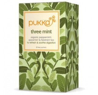 Pukka 1 three mints