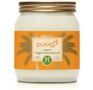 Pukka 2 virgin coconut oil