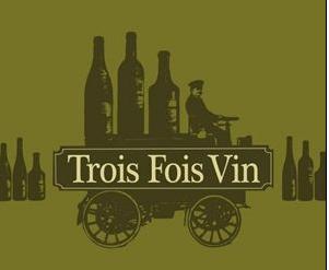 Trois Fois Vin logo