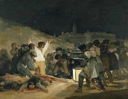 Goya 3 mai 1908