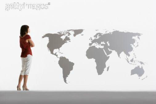 Voyages carte monde