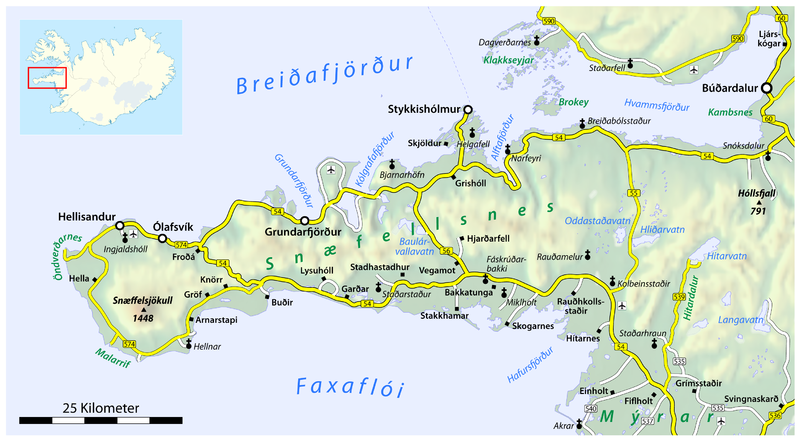 Sn_fellsnes_peninsula_map