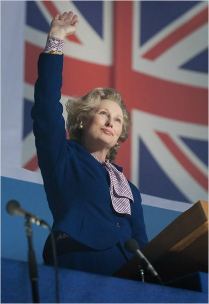 The Iron Lady flag