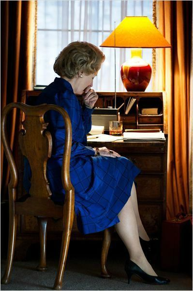 The Iron Lady old
