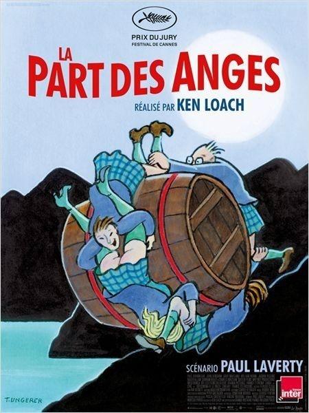 Angels' Share affiche France