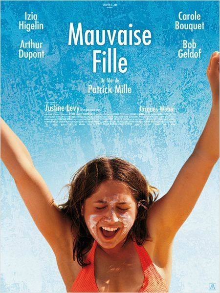 Mauvaise fille affiche