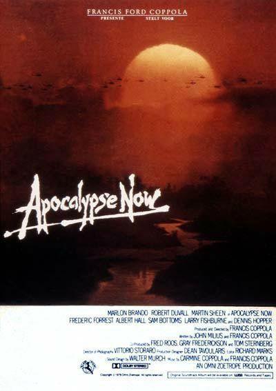 Apocalypse now affiche