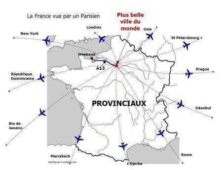 France vue par Parisien
