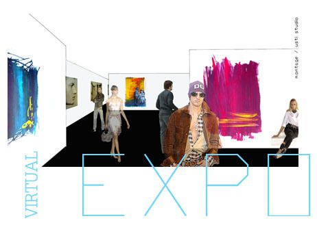virtual expo on usti designer studio : all rights reserved