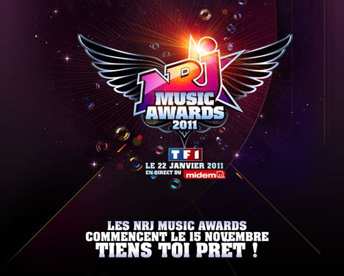 nrj awards 2011