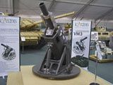 Le mortier automatique 120mm de KADDB
