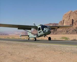 Le Seeker est un avion léger biplace d'obdervation et reconnaissance. Il est capable de prendre des images très nettes et il est très économique. Concu en Jordanie.