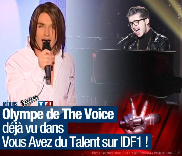 olympe the voice idf1