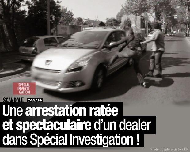 special investigation dealer fuite