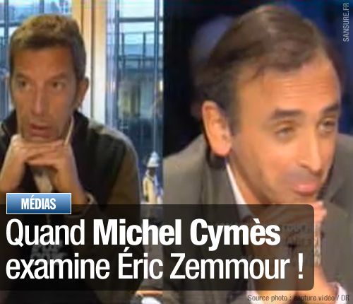 cymes osculte zemmour