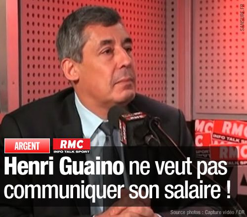 Henri Guaino salaire