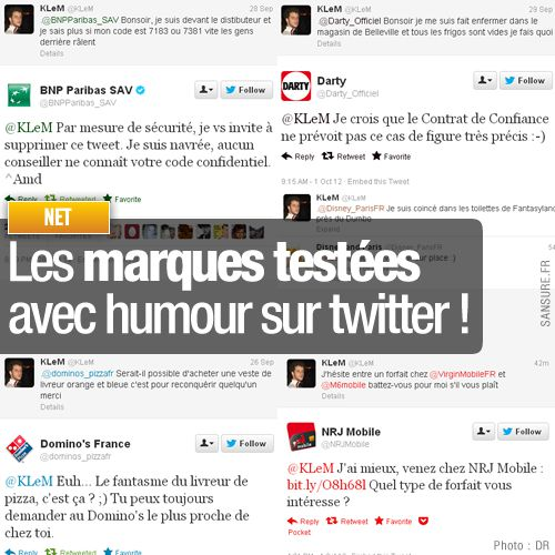 test marques twitter