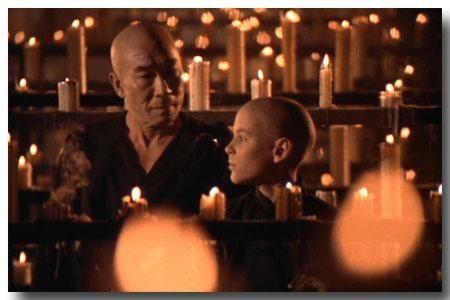 Maître Kan et Scarabée