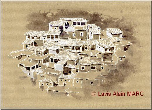 Alain MARC village-Atlas