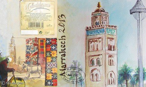 Nicolas marrakech 1